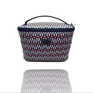 Tommy Hilfiger Cosmetic bag in red white and blue